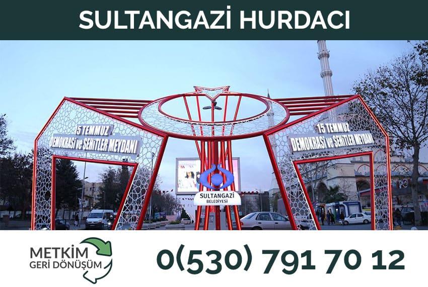 Sultangazi Hurdacı